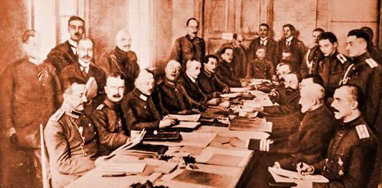 Primera Guerra Mundial 1914-1918