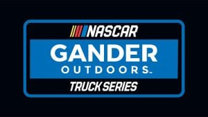 The New 2019 NASCAR Gander Outdoors Logo Unveiled