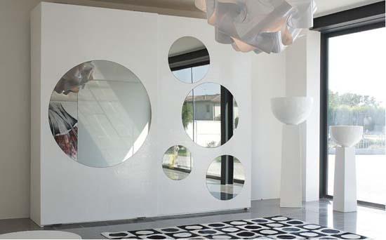 Espejarte ambientacion con espejos ideas for Espejos redondos para decoracion