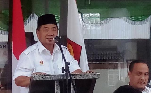 Nah Loh...!!! Yusran Aspar Resmi Mundur sebagai Ketua DPD Gerindra Kaltim, Begini Pernyataanya