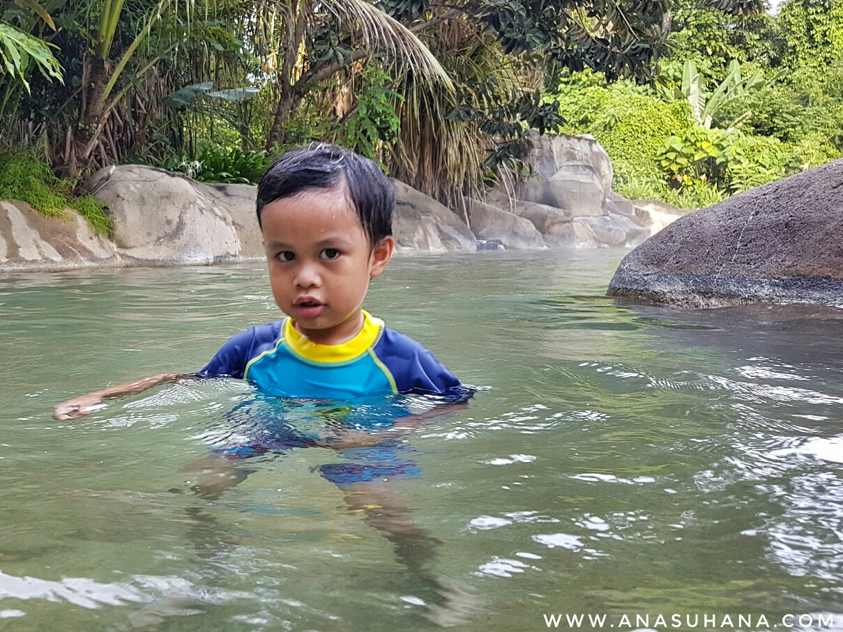Felda Residence Hot Springs Sg Klah