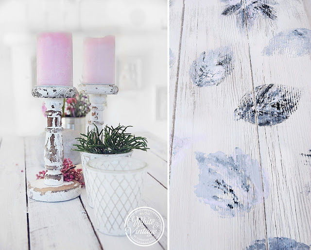Einrichten und dekorieren in zarten Pastellfarben
