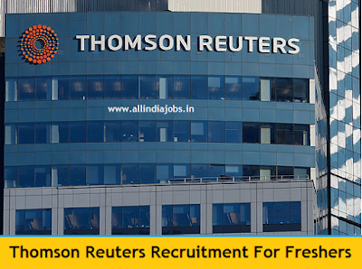 Thomson Reuters Recruitment