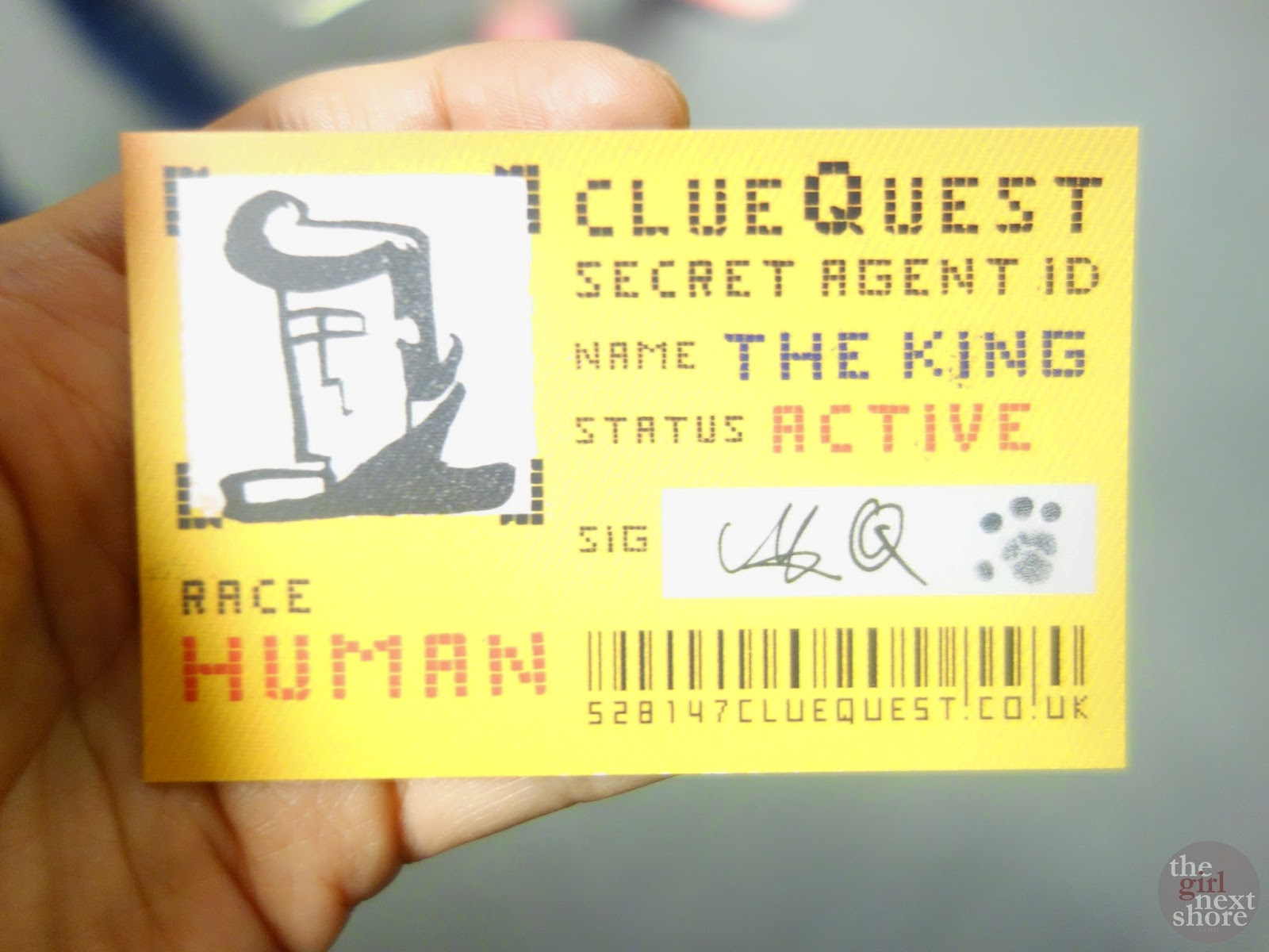 clueQuest: London's #1 attraction (and a giveaway! – CLOSED)