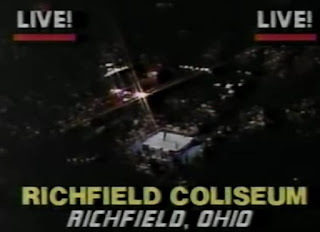 WWE SURVIVOR SERIES 1988 - LIVE IN RICHFIELD