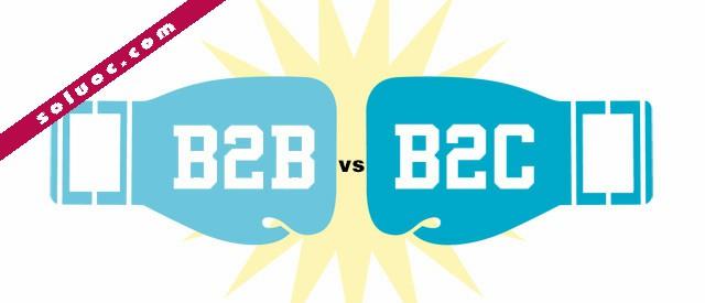 b2c và b2b là gì