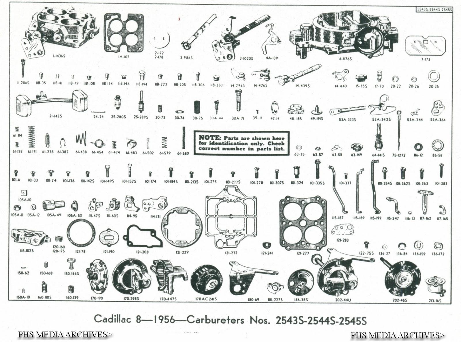 Carter Bbs Rebuild Kit