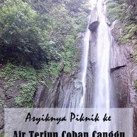 Asyiknya Piknik ke Air Terjun Coban Canggu dan Pemandian Air Panas Padusan di Pacet-Mojokerto