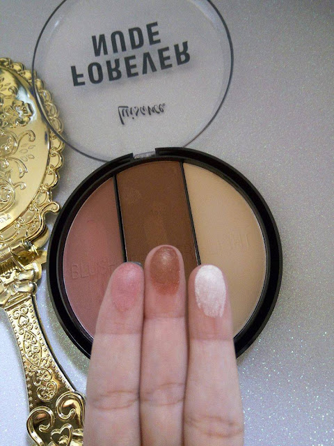 Review do Trio Forever Nude da Luisance