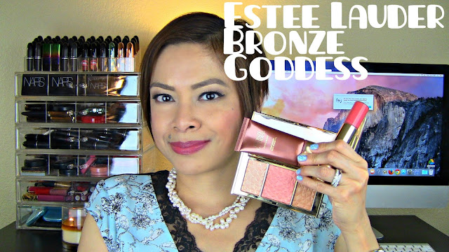 Estee Lauder Bronze Goddess 2016 Collection