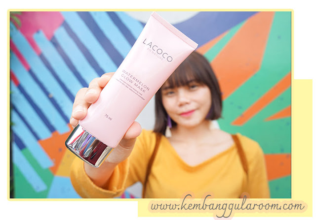 Lacoco Water Melon Glow Mask