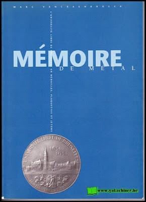 Très beau livre sur les médailles