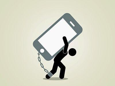 aplicacion adicto celular
