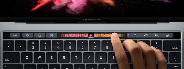 Apple không muốn TouchBar trên Macbook trở thành nơi hiển thị thông báo