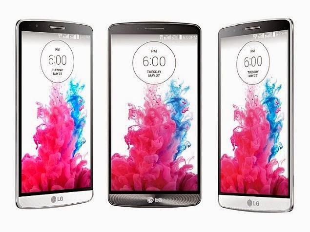 LG G3 Dual-LTE D856