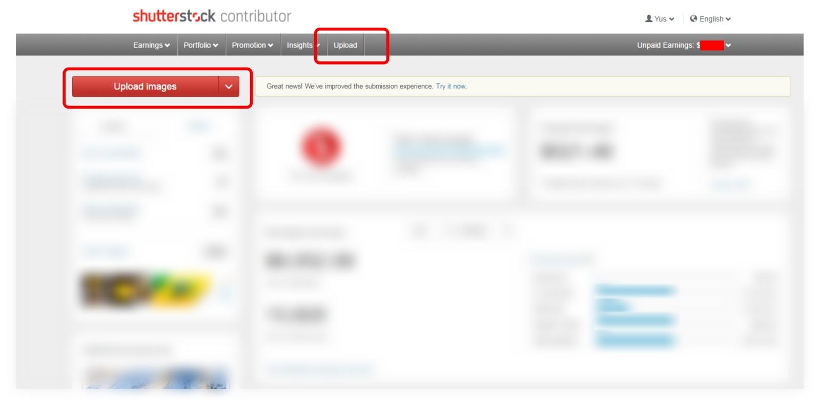 Cara Terbaru Upload Vector atau Foto pada Halaman Submit Terbaru