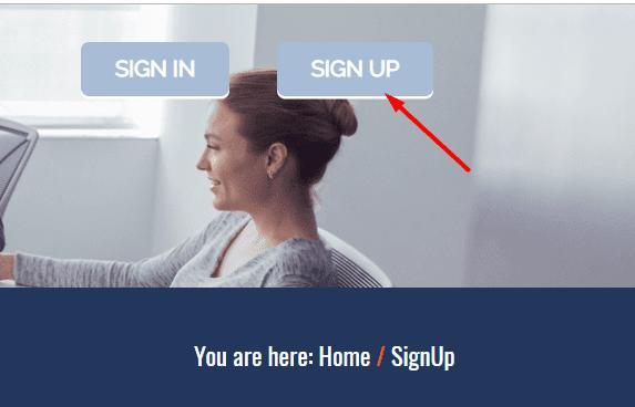 Регистрация в Waazme