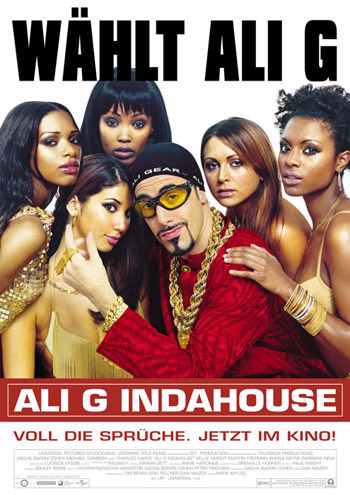 Ali G Indahouse 2002 Dual Audio