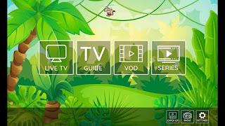 تطبيق Crazy Monkey TV من افضل  تطبيقات مشاهدة القنوات المشفرة مع كود مدى الحياة