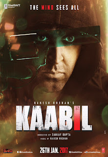 kaabil movie first look poster