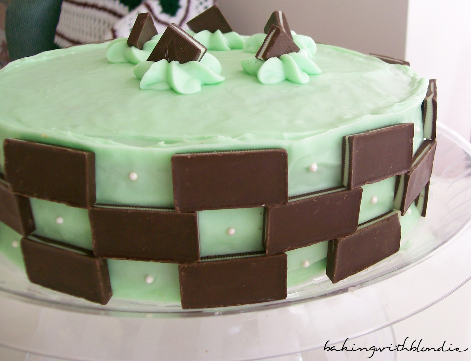 andes mint cake baking with blondie peppermint cheese frosting 1299