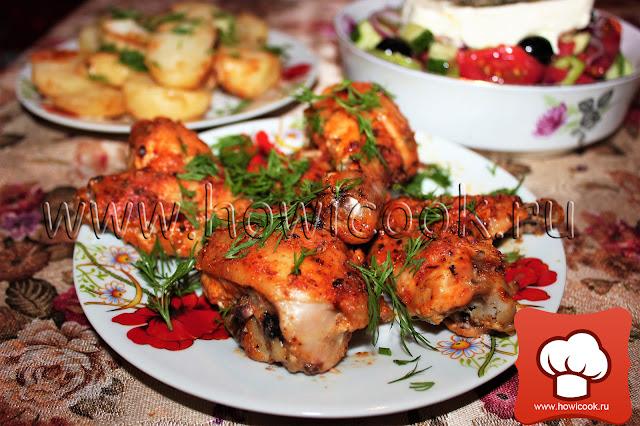 рецепт как вкусно приготовить курицу
