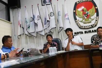 KPU Surabaya: Salinan C1 di Kelurahan Sebagian Hilang