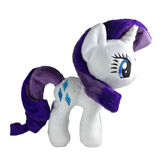 4th Dimension Entertainment Rarity Plush