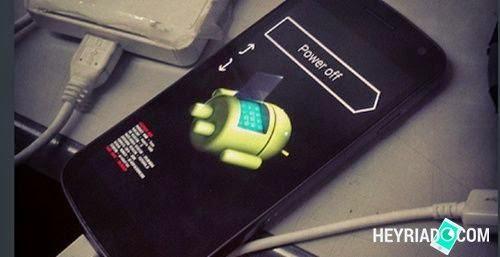 Cara Mengatasi Android Advan Bootloop Lalod