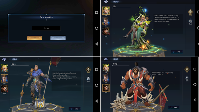 Arena Royale - Battle Royale Moba Android Baru Mei 2019 Review Versi Alpha
