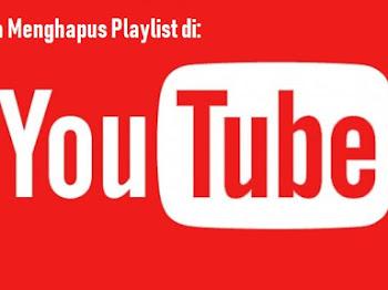 Cara Menghapus Playlist di Akun Youtube
