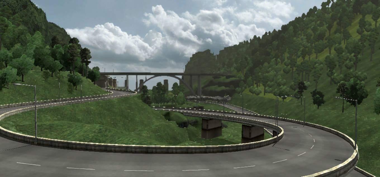 Map Andalas Untuk Ets2 Mod Indonesia Euro Truck Simulator 2 V130 Dan