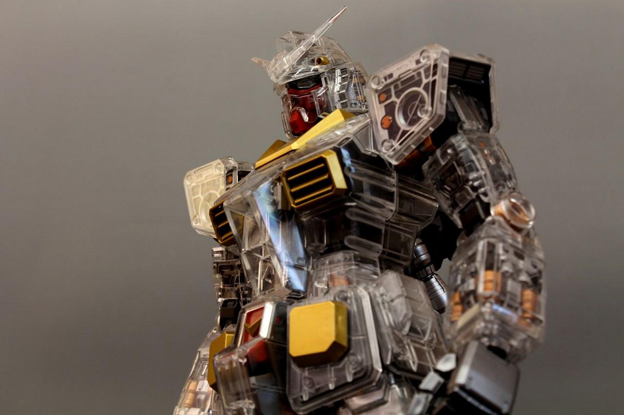 2ed755240c4 Custom Build  PG 1 60 RX-78-2 Gundam