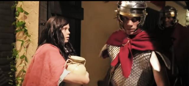 Anna soldado romano FILME GOSPEL POLICARPO
