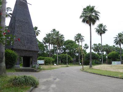 花博記念公園鶴見緑地 南太平洋諸国庭園