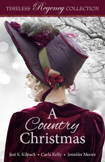 Heidi Reads... Timeless Regency Collection: A Country Christmas by Josi S. Kilpack, Carla Kelly, Jennifer Moore