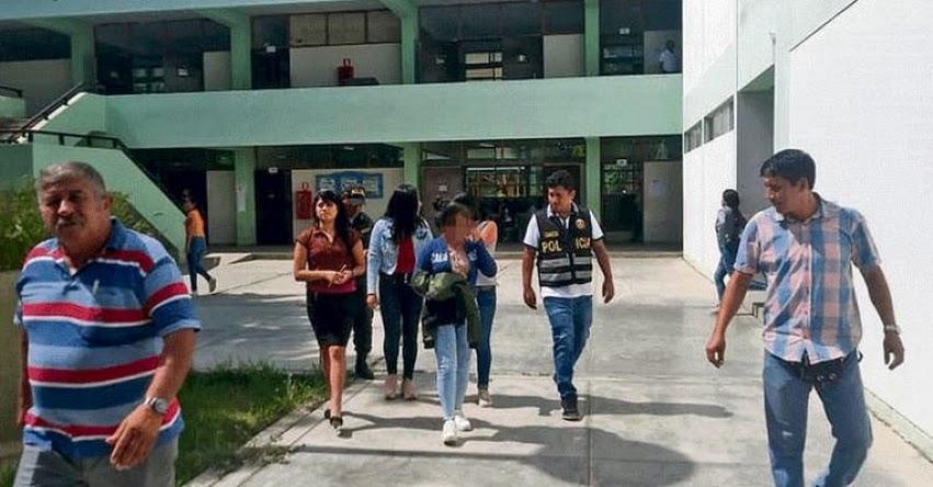 UNPRG: Detienen a 12 postulantes que intentaron plagiar en Examen de Admisión a la Universidad Nacional Pedro Ruiz Gallo, de Lambayeque