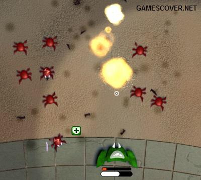 Play Cyberhorde Online Game
