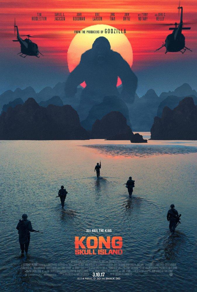 """Wojna i ekologia, czyli """"Kong. Wyspa Czaszki"""""""