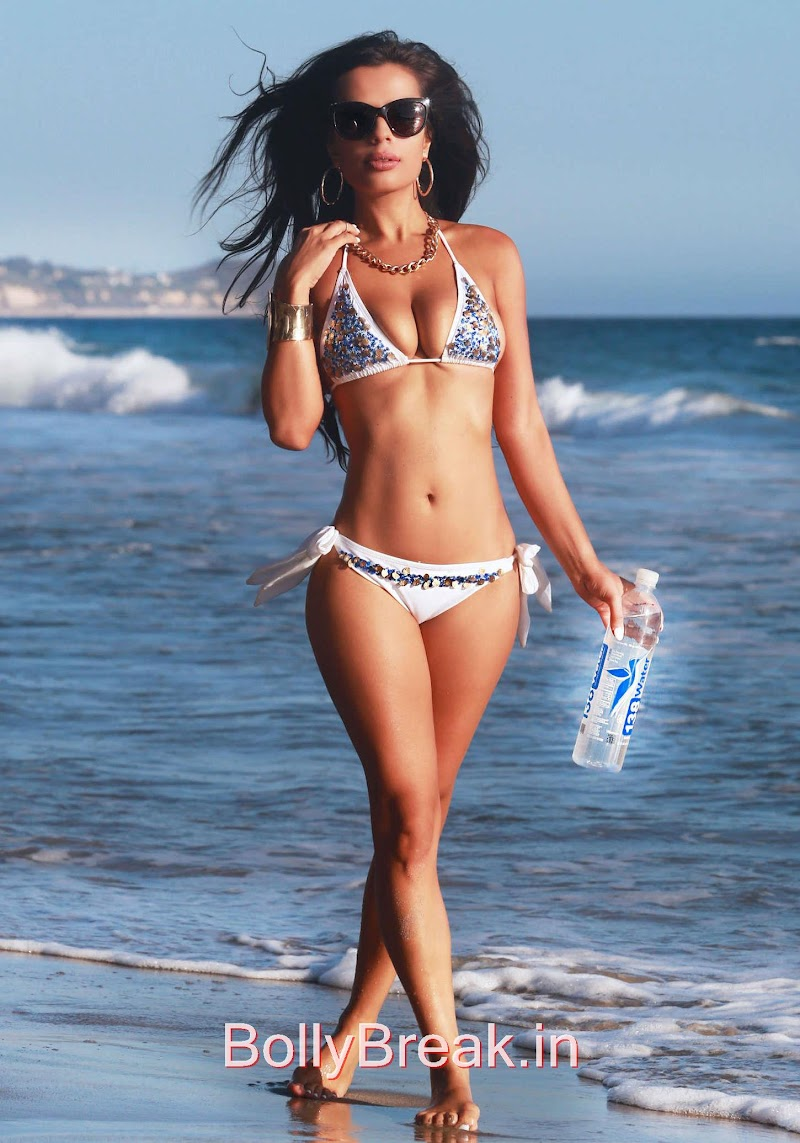 Vivica Mitra Bikini Photos: 138 Water
