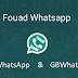 تحميل اف ام واتساب FMWhatsApp & GBWhatsApp v6.72 اخر اصدار تعديل Fouad Mokdad