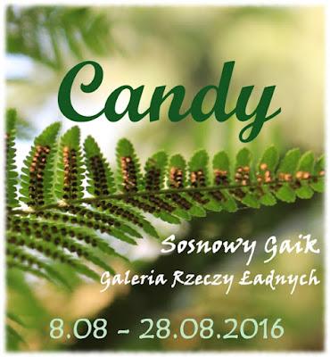 Candy w Sosnowym Gaiku