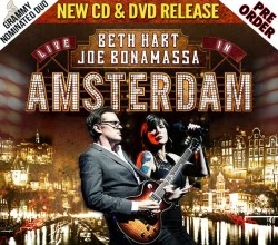 Beth Harth y Joe Bonamassa Live In Amsterdam