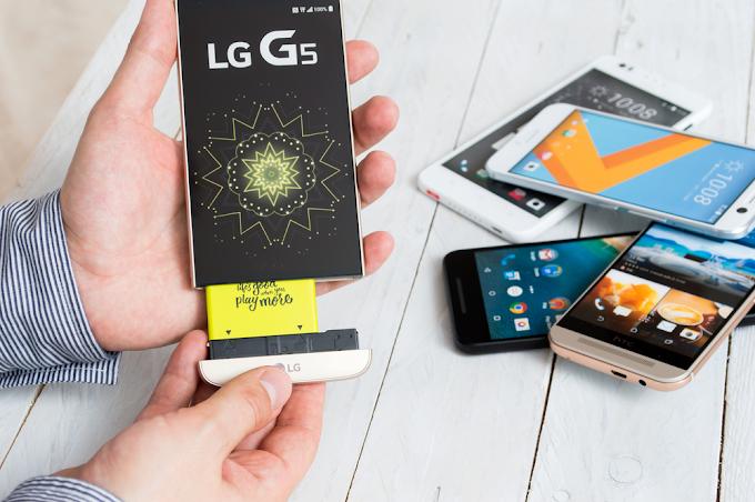 LG G5 Smartphone Review: Excellent Camera, Modular Design