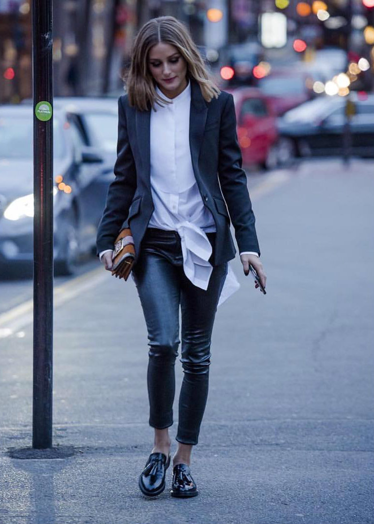 The Olivia Palermo Lookbook Olivia Palermo At London Fashion Week Iii