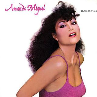 EL SONIDO VOL. 1 - AMANDA MIGUEL (1981)