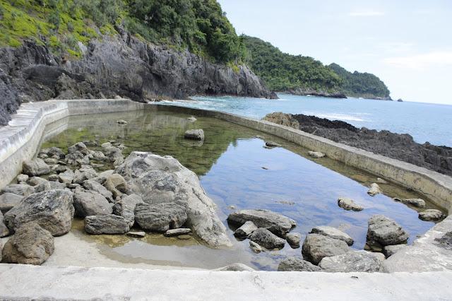 Sisi lain dari Taman Tepi Laut Lhoknga Yang Jarang Orang Ketahui