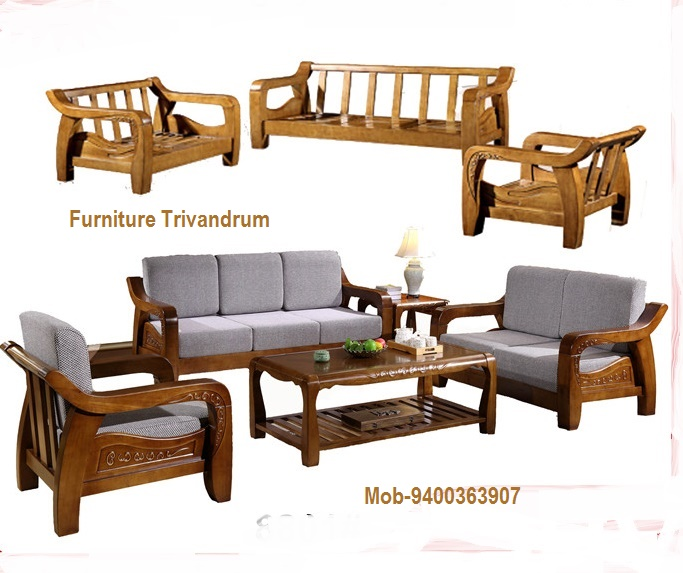 Teak Wood Sofa Set In Kerala Kerala Teak Wood Furniture