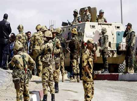 زيادة عدد شهداء سيناء بعد مقتل عدد من أفراد الأمن صباح اليوم