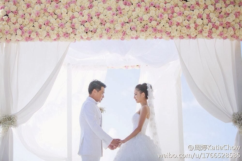 Tong Liya & Chen Sicheng's Wedding in early 2014 - Super Star